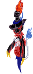 Chemispook sprite by CrimsonVampiress