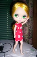 Full view bubble dress Blythe by pumibel