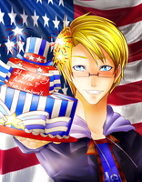 Happy Birthday America by XxKikiKreationxX