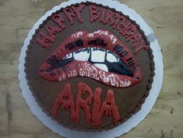 Rocky Horror Cake by Sadeira