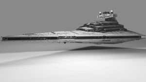 Imperial Stardestroyer Wallpaper by NIHILUSDESIGNS