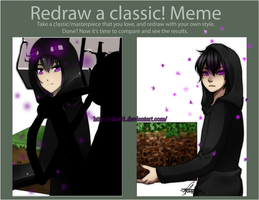 Redraw Meme by Vika01