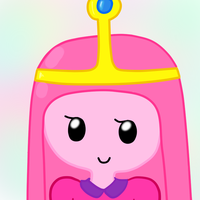 Princess Bubblegum by El-Derp