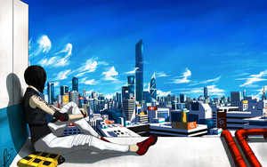 Mirror's Edge by Philbro