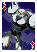 6 of Diamonds Prowl by Shioji-san