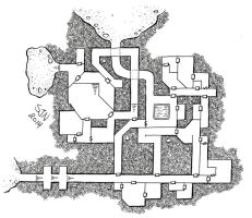 Random Dungeon Map 1 by 3Fangs
