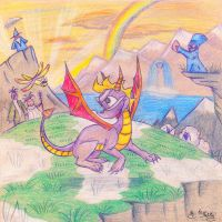 Magic Crafters World by Fur-kotka