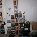 My Book Shelf(ish) by EllieJelly666