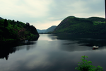Southern Norwegian Fjord. by bluetogray