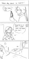 FMA: Hoho's Father's Day by qianying