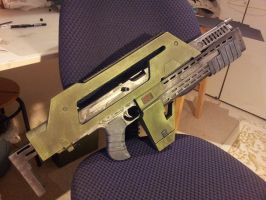 M41A Pulse Rifle by Lord-Bovlington