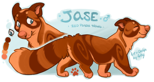 Jase by Artsywolven