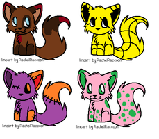 Name Your Price Adopts-OPEN by Theo-and-Clara