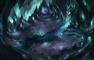 Cocytus River by ChangYuanJou