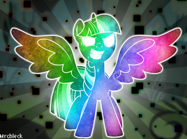 Ultimate Rainbow Power by MrCbleck