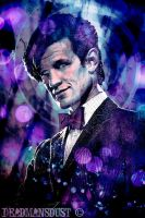 The Eleventh Doctor by Sirenphotos