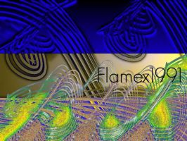 flamex1991 3 sides of me by flamex1991