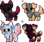 Doggy Adopts - CLOSED by radiore