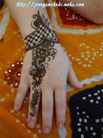 Africa Days 6 by JennysMehndi