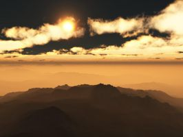 peaceful by pixel4life