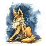 Jolteon by kenket
