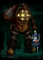 Bioshock by Pilocre