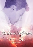 +Cory Monteith, Forever in our hearts by ShineLikeUs