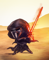 Kylo by MartinNH