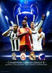 Champions League - Group B by ozturkdesign