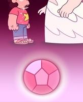 what if when steven poofs... by hateful-minds