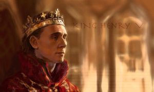 King Henry V by pastellZHQ