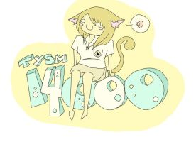 Tysm for 14000 Pageviews xD by Obake-no-Kage