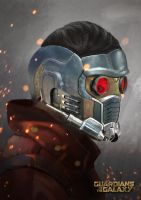 Starlord by SiCoklat