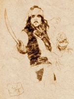 JackSparrow by MichaelMayne