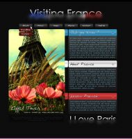 .: Visiting France :. by tongastock