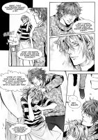 NO NAME CAFE :: PG 16 by Ecthelian