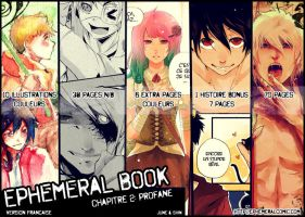 EPHEMERAL CHAPTER 2 FRENCH VER by EphemeralComic