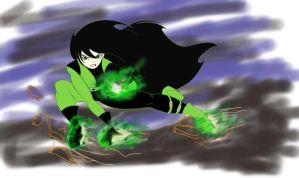 Shego's Power ::Incomplete:: by Vicious713