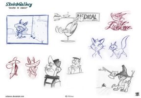 sketch gallery page 8 by celaoxxx