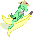 Banana-flying Esplin by Darkplague55