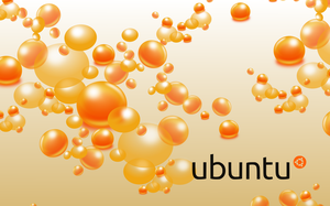 Ubuntu Bubbles new by QuicheLoraine