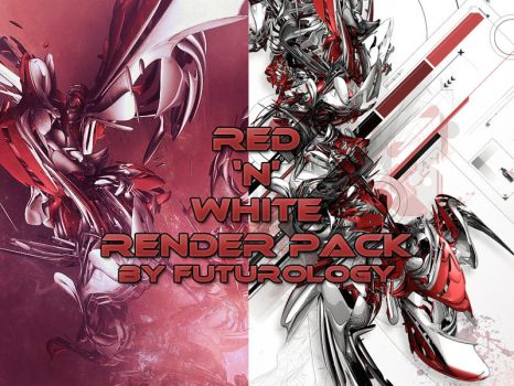 Red 'N' White render pack by Futurology