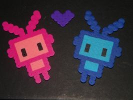 Robit Love by Gir-of-Spades