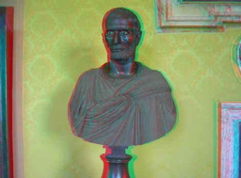 Rome 23 3D Anaglyph by yellowishhaze