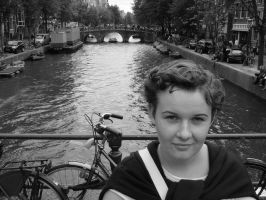 Mirtle in Amsterdam by Mierzeja