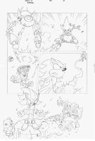 Sonic x #40 pg 3 by Dhutchison