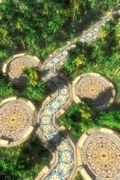 Path Through Jungle by hoangphamvfx