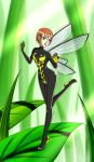 Rin as Wasp by carrot25