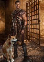 Agron and His Daemon by LJ-Todd