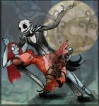 Jack and Sally by Not-too-shabby